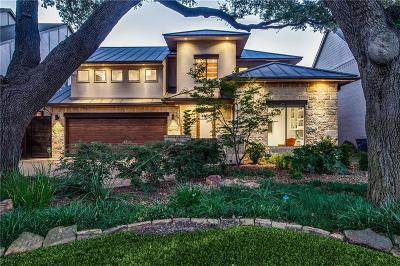 Dallas Single Family Home For Sale: 4320 Santa Barbara Drive