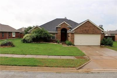 Denton County Single Family Home For Sale: 1008 Diane Street