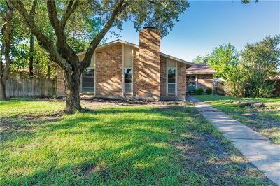 Garland Single Family Home For Sale: 4060 Random Circle