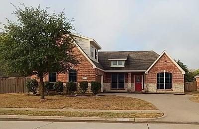 Midlothian Single Family Home For Sale: 5433 Old Blush Drive