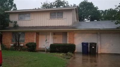 Garland Residential Lease For Lease: 4726 Windsor Drive