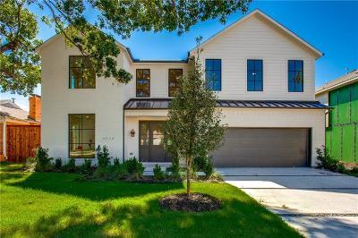 Single Family Home For Sale: 4064 Beechwood Lane
