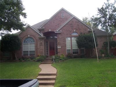 Richardson Single Family Home For Sale: 3410 Oakleaf Lane