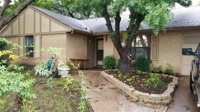Tarrant County Single Family Home For Sale: 5006 Coronet Lane