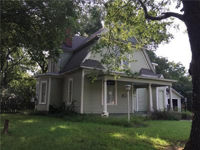 Ardmore, Broken Bow, Burneyville, Duncan, Fort Towson, Grandfield, Healdton, Idabel, Kingston, Leon, Marietta, No City, Ringling, Sallisaw, Seminole, Thackerville, Valliant, Bethel, Cartwright, Moyers, Overbrook Single Family Home For Sale: 810 NW NW C