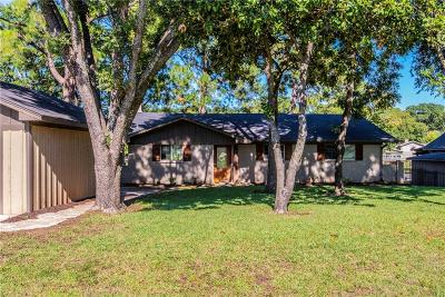 Mabank Single Family Home For Sale: 118 Peninsula Point Terrace