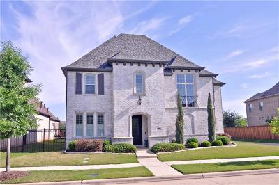 Southlake TX Single Family Home For Sale: $885,000