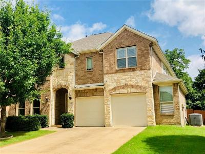 Denton Single Family Home For Sale: 2217 Redondo Road