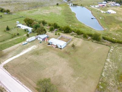 Kaufman Single Family Home For Sale: 1210 Sundown Drive