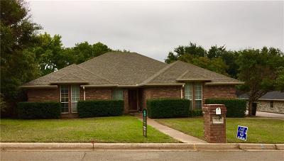 Weatherford Single Family Home For Sale: 905 Overton Drive