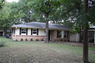 Corsicana Single Family Home For Sale: 2902 Williams Drive