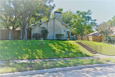 Richardson  Residential Lease For Lease: 1512 Jennifer Street