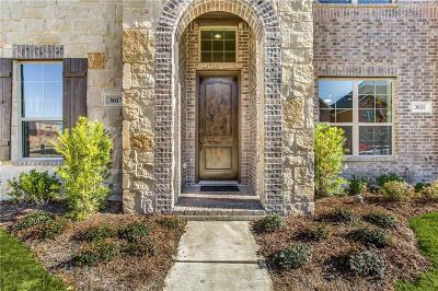 McKinney Townhouse For Sale: 3100 Gaylord Drive