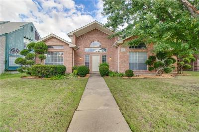 Dallas County Single Family Home For Sale: 4002 Tropic Lane