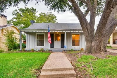 Fort Worth Single Family Home For Sale: 4029 El Campo Avenue