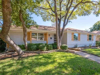 Dallas Single Family Home For Sale: 5906 N Jim Miller Road