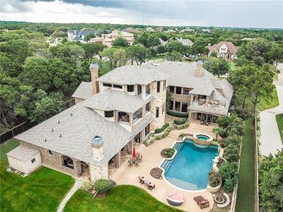 Cedar Hill Single Family Home For Sale: 2321 Sunset Ridge Circle
