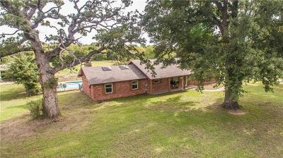 Combine Single Family Home For Sale: 865 Fm 1389 Road S