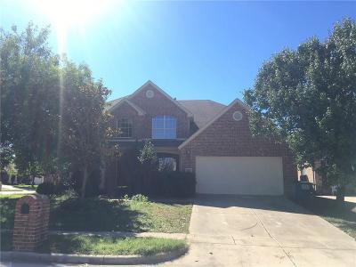 Denton County Single Family Home For Sale: 2684 Whispering