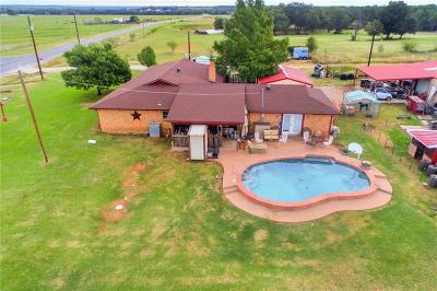 Hood County Farm & Ranch For Sale: 12001 Brock Highway