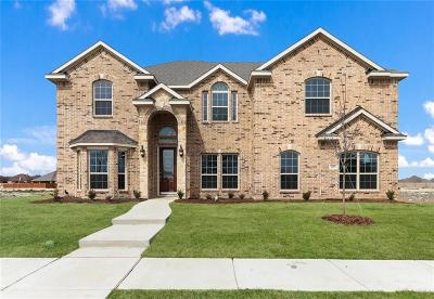 Waxahachie Single Family Home For Sale: 457 Harvest Grove