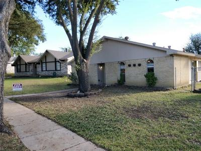 Garland Residential Lease For Lease: 206 Thistle Drive