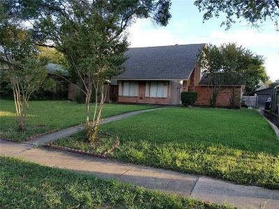 Garland Residential Lease For Lease: 3430 Crossbow Lane