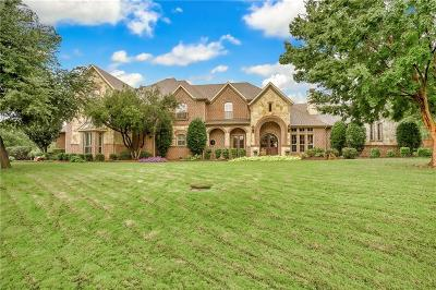 Flower Mound Single Family Home For Sale: 3001 Oak Crest Drive