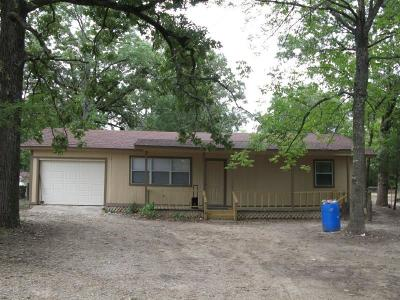 Single Family Home For Sale: 1321 Vz County Road 1918