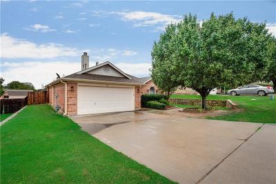 Weatherford Single Family Home Active Option Contract: 118 Coyote Run