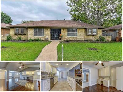 Single Family Home For Sale: 4336 Cinnabar Drive