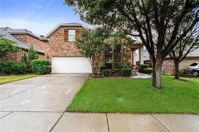 McKinney TX Single Family Home For Sale: $385,000