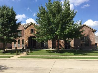 Allen Single Family Home For Sale: 926 Southfork Drive