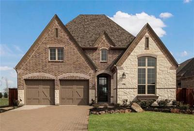 Prosper Single Family Home For Sale: 800 Ashbury Lane