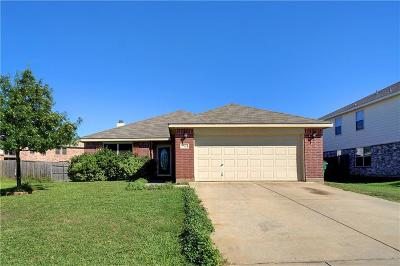 Ponder Single Family Home For Sale: 217 Oaklawn Drive