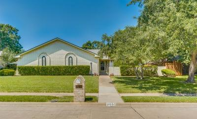 Plano Single Family Home For Sale: 2601 Mollimar Drive