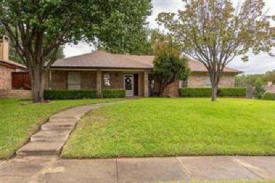 Dallas County Single Family Home For Sale: 3909 Amy Avenue