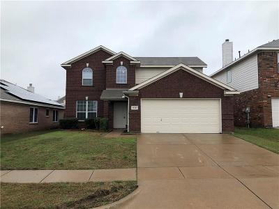 Single Family Home For Sale: 632 Tabasco Trail