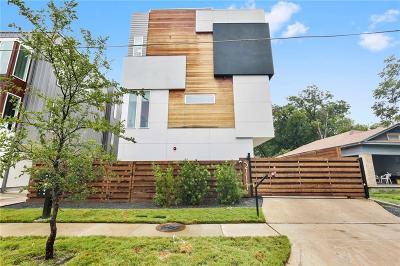 Dallas Condo For Sale: 5711 Bryan Parkway #101