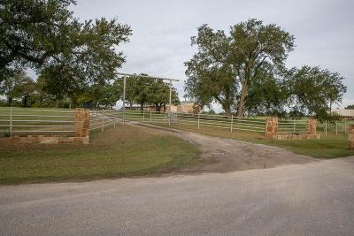 Brock Single Family Home Active Contingent: 133 Prairie Lane
