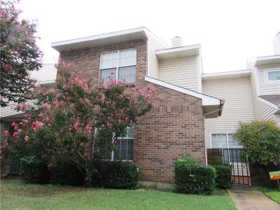 Lewisville Single Family Home For Sale: 823 Creekside Drive