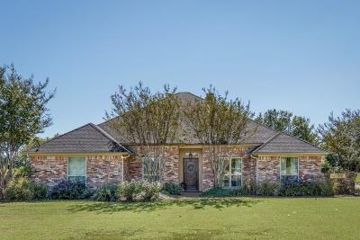 Collin County Single Family Home For Sale: 6 Hickory Hill Street