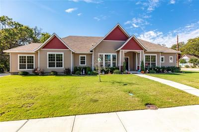 Weatherford Single Family Home For Sale: 1008 S Brazos Street
