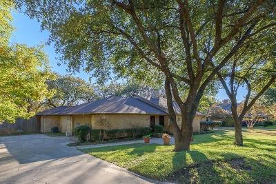 Dalworthington Gardens Single Family Home For Sale: 2814 Broadacres Lane