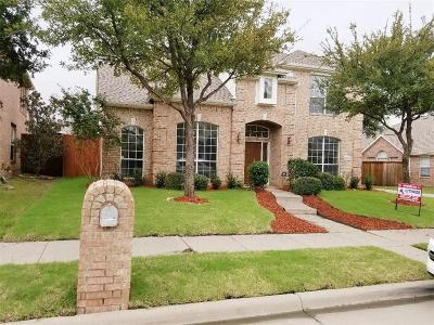 Frisco TX Single Family Home For Sale: $399,000