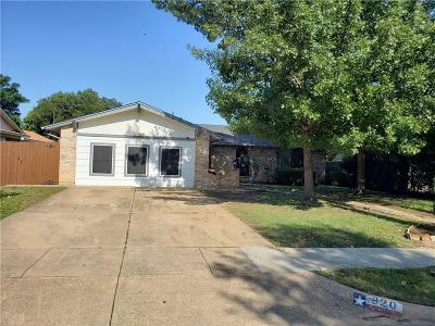 Euless Residential Lease For Lease: 820 N Ector Drive