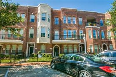 Dallas County Townhouse For Sale: 15723 Spectrum Drive #83