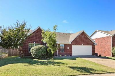 Forney Single Family Home For Sale: 1107 Halifax Lane