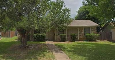 Irving Single Family Home For Sale: 3921 Sun Valley Court