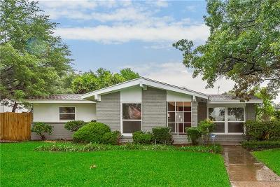 Dallas Single Family Home For Sale: 3030 Merrell Road